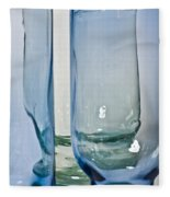 Glass Show Fleece Blanket