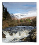 Glen Orchy Fleece Blanket