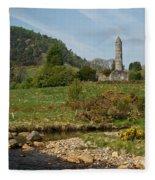 Glendalaugh Tower 14 Fleece Blanket