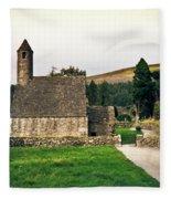Glendalaugh Tower 16 Fleece Blanket