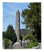 Glendalaugh Tower 17 Fleece Blanket