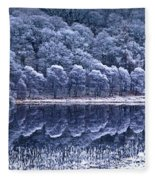 Glendalough National Park, County Fleece Blanket
