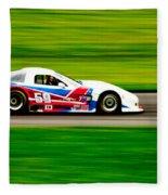 Go Speed Racer Go Fleece Blanket