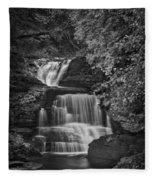Go With The Flow Fleece Blanket