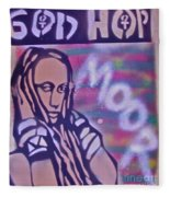 Goddess Hop Fleece Blanket