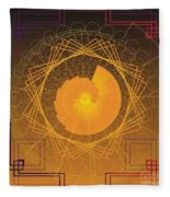 Golden Ratio 2012 Fleece Blanket