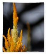 Goldenrod Fleece Blanket