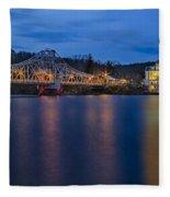 Goodspeed Opera House Fleece Blanket