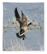 Goose Landing Fleece Blanket