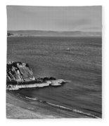 Goscar Rock Tenby Mono Fleece Blanket