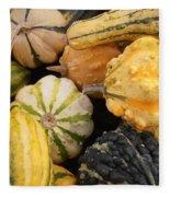 Gourds Fleece Blanket