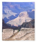 Grand Canyon 17 Fleece Blanket