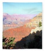 Grand Canyon 19 Fleece Blanket
