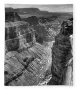 Grand Canyon 2 Fleece Blanket