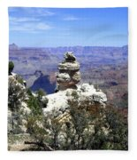 Grand Canyon 33 Fleece Blanket