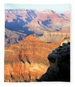 Grand Canyon 37 Fleece Blanket