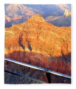 Grand Canyon 43 Fleece Blanket