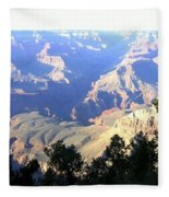 Grand Canyon 56 Fleece Blanket