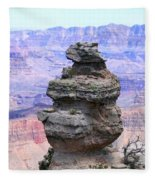 Grand Canyon 58 Fleece Blanket