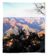 Grand Canyon 61 Fleece Blanket