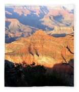 Grand Canyon 62 Fleece Blanket