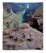 Grand Canyon Arizona Fleece Blanket
