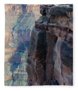 Grand Canyon Close Enough Fleece Blanket