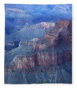 Grand Canyon Grandeur Fleece Blanket