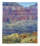 Grand Canyon Landscape II Fleece Blanket