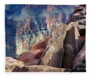 Grand Canyon Roxie Roller Fleece Blanket