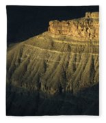 Grand Canyon Silence Fleece Blanket