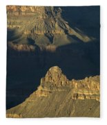 Grand Canyon Vignette 2 Fleece Blanket