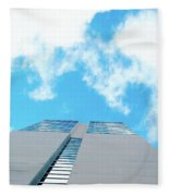 Grand Hyatt San Antonio Fleece Blanket