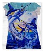 Grand Slam Ladies Shirt Fleece Blanket
