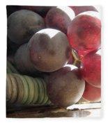Grape Glow Fleece Blanket
