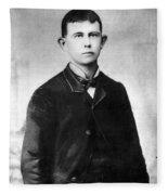 Grattan Dalton (1864-1892) Fleece Blanket
