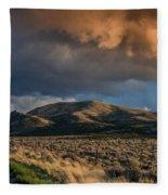 Great Basin Cloud Fleece Blanket