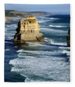 Great Ocean Road Fleece Blanket