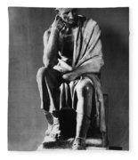 Greek Philosopher Fleece Blanket
