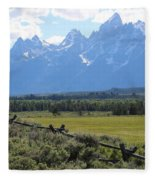 Grizzly Country Fleece Blanket