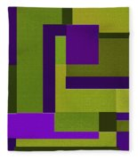 Groovy Fleece Blanket
