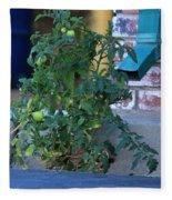 Grow Where You Are Planted Fleece Blanket
