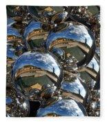 Guggenheim Museum Bilbao - 4 Fleece Blanket