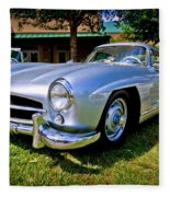 Gullwing Fleece Blanket