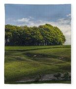 Hackpen Hill Fleece Blanket