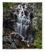 Hadlock Falls Acadia Fleece Blanket