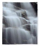 Hadlock Falls II Fleece Blanket