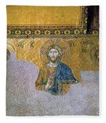 Hagia Sophia: Mosaic Fleece Blanket