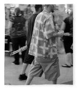 Hairdo Fleece Blanket
