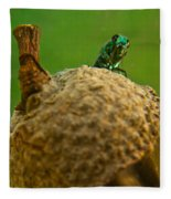 Halicid Bee 21 Fleece Blanket